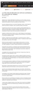 Radio Intereconomia - Bécquer y las Vrujas - Elena Cid